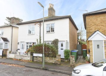 Thumbnail 2 bed cottage to rent in Thistlecroft Road, Walton On Thames, Surrey