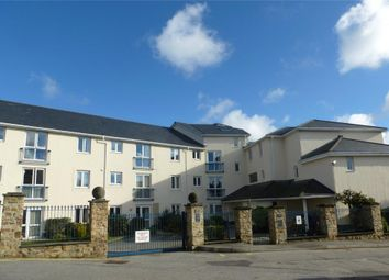 Thumbnail 1 bed flat for sale in Trafalgar Court, East Terrace, Penzance, Cornwall