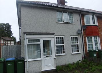 Thumbnail 3 bed end terrace house to rent in Greenbay Road, Charlton