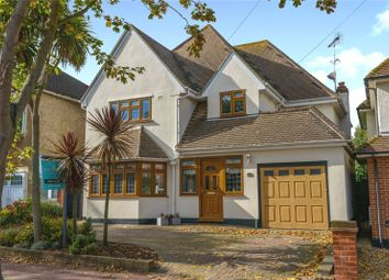 Thumbnail 4 bedroom detached house for sale in Lynton Road, Thorpe Bay, Essex
