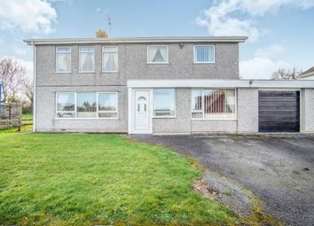 Thumbnail 5 bed detached house for sale in Ffordd Nant, Llangefni, Sir Ynys Mon