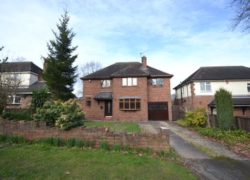 Thumbnail 4 bed detached house to rent in Abbots Way, Westlands, Newcastle
