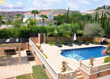 Thumbnail 5 bed villa for sale in Armenochori, Limassol, Cyprus