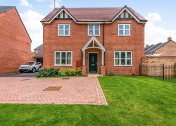 4 bed detached house for sale in Harcourt Way, Hunsbury Hill, Northampton NN4