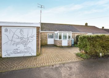 Thumbnail 2 bed semi-detached bungalow for sale in Sheffield Road, Wymondham