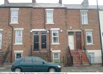 Thumbnail 1 bed flat to rent in Condercum Road, Newcastle Upon Tyne