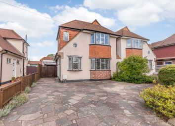 Thumbnail 3 bed property for sale in Lawrence Avenue, Old Malden, Worcester Park