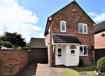 Thumbnail 3 bed detached house for sale in Melton Drive, Congleton