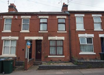 Thumbnail 2 bed end terrace house for sale in Broomfield Road, Earlsdon, Coventry