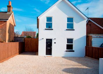 Thumbnail 3 bed detached house for sale in Midland Road, Winton, Bournemouth