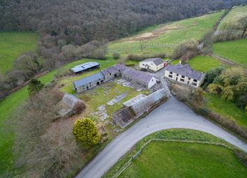 Thumbnail Land for sale in Fawr, Llandysul