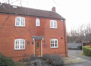 Thumbnail 4 bed end terrace house for sale in John Lee Road, Ledbury