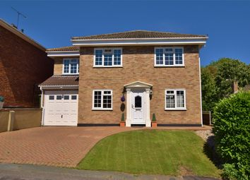 Thumbnail 4 bed detached house for sale in Linkdale, Billericay