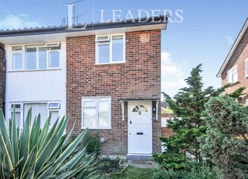 Thumbnail Maisonette to rent in St Marys Close, St Mary Cray