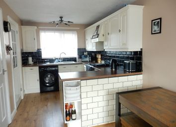 Thumbnail 3 bed terraced house for sale in Udale Court, Workington, Cumbria