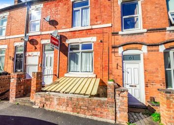 Thumbnail 4 bed terraced house for sale in Cecil Street, Walsall, West Midlands