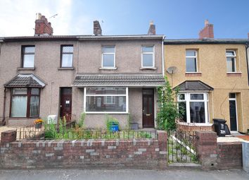 Thumbnail 2 bed terraced house for sale in Caerleon Road, Newport