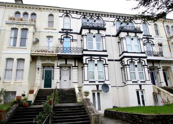 Thumbnail 2 bedroom flat to rent in Connaught Avenue, Mutley, Plymouth