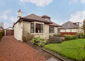 Thumbnail 5 bedroom bungalow for sale in Hexham Gardens, Glasgow, Lanarkshire