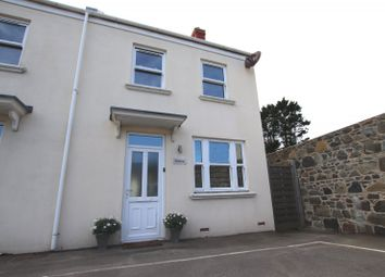 Thumbnail 3 bed semi-detached house for sale in Bonheur, Vale Road, St Sampson