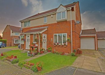 Thumbnail 3 bed semi-detached house for sale in The Meadows, Carlton, Goole