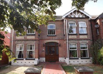Thumbnail 4 bed semi-detached house for sale in Kirkley Park Road, Lowestoft