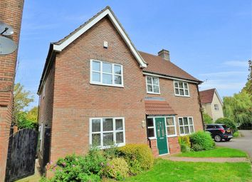 Thumbnail 4 bed detached house for sale in Chestnut Close, Barton Mills, Bury St Edmunds, Suffolk