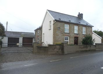 Thumbnail 4 bed detached house for sale in Sarnau, Cardigan, Ceredigion