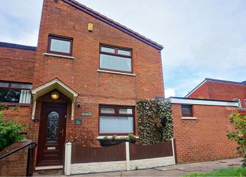 Thumbnail 3 bed end terrace house for sale in Highview Walk, Manchester