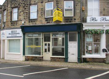 Thumbnail Retail premises to let in Ivegate, Yeadon