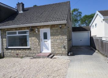 Thumbnail 3 bed bungalow for sale in Cae Talcen, Pencoed, Bridgend