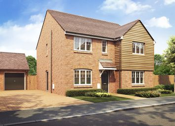 "Thumbnail 4 bed detached house for sale in ""The Marylebone "" at Appleford Road, Sutton Courtenay, Abingdon"
