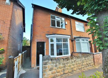 3 bed semi-detached house to rent in Manvers Road, West Bridgford NG2