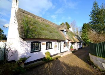 Thumbnail 3 bed cottage for sale in Lavenham Road, Great Waldingfield, Sudbury