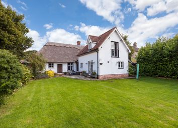 Thumbnail 3 bedroom cottage for sale in High Street, Ashley, Newmarket