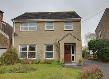 Thumbnail 4 bed detached house to rent in Leigh Road, Holt, Trowbridge