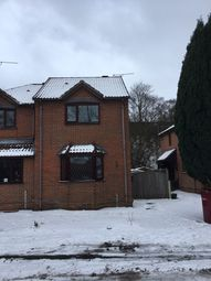 Thumbnail 2 bed semi-detached house to rent in The Fairways, Scunthorpe