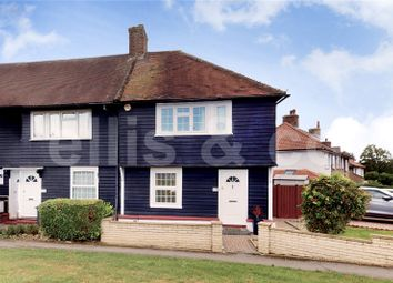 Thumbnail 3 bed end terrace house for sale in Orange Hill Road, Edgware, Middlesex