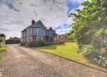 Thumbnail 4 bed detached house for sale in Southsea Road, Flamborough, Bridlington