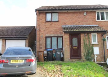 Thumbnail 2 bed property to rent in Verwood Close, Watermeadows, Northampton
