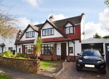 Thumbnail 3 bedroom semi-detached house for sale in Merilies Close, Westcliff-On-Sea, Essex
