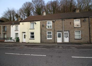 Thumbnail 2 bed terraced house to rent in Pentrebach Road, Pontypridd