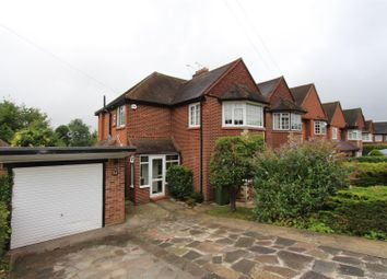 Thumbnail 3 bed semi-detached house for sale in Hillside, Banstead
