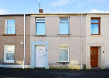 Thumbnail 3 bed terraced house for sale in Burry Street, Llanelli