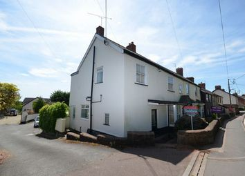 Thumbnail 3 bed end terrace house for sale in High Street, Halberton, Tiverton