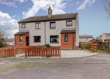 Thumbnail 3 bed semi-detached house for sale in Buccleuch Crescent, Thornhill