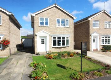 Thumbnail 3 bed detached house for sale in Chestnut Avenue, Driffield