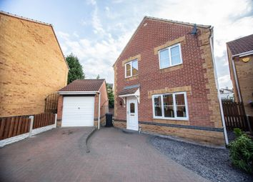 Thumbnail 4 bed detached house for sale in 39 Swallow Crescent, Rawmarsh, Rotherham