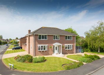 Thumbnail 5 bed detached house for sale in Hill Crescent, Newton, Preston