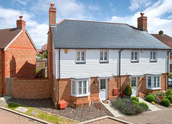 Thumbnail 3 bed semi-detached house to rent in Porter Avenue, Kings Hill